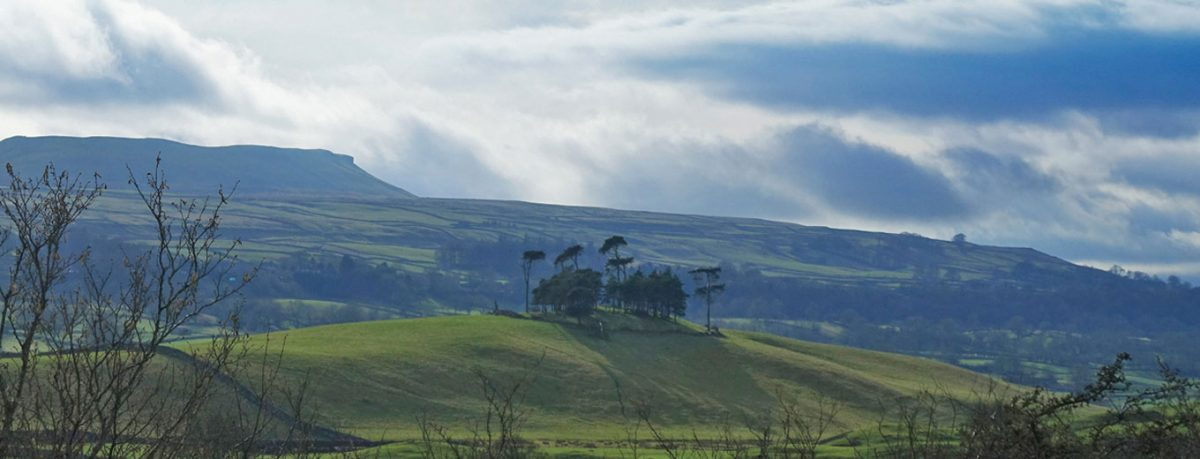Lady Hill in Wensleydale