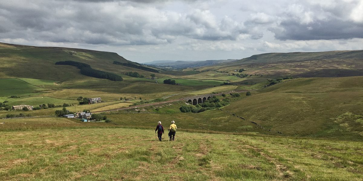 Grisedale in the Yorkshire Dales